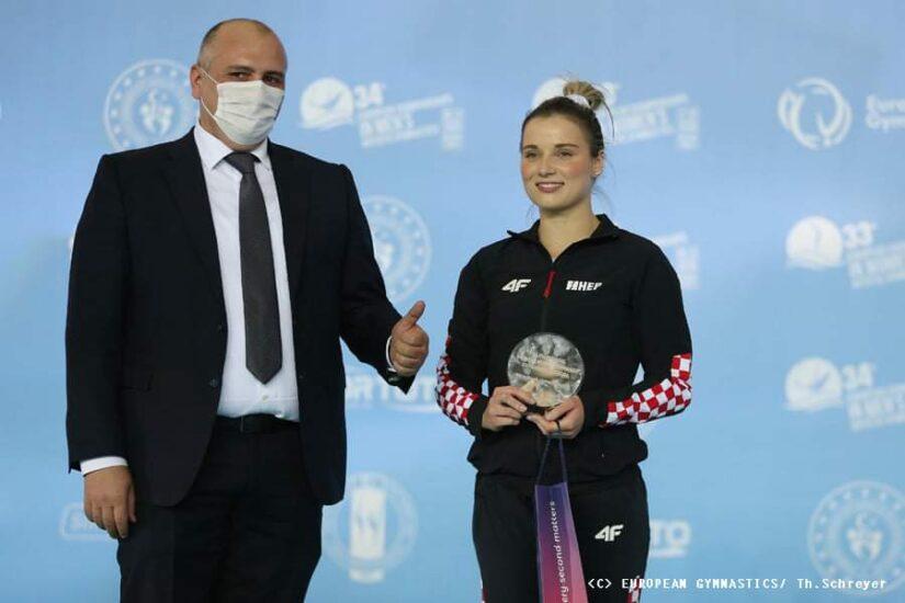 Ana Đerek dobila posebnu nagradu za zvijezdu EP-a