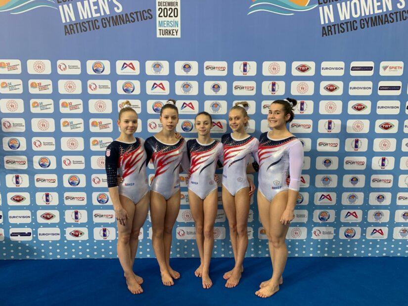 Čak pet pojedinačnih finala izborile su hrvatske juniorke na Europskom prvenstvu u Mersinu!