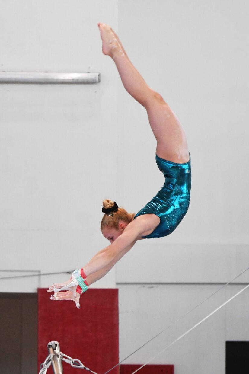 Dvostruka hrvatska olimpijka Ana Đerek osvojila je prvo izdanje seniorske gimnastičke CRO-GYM lige