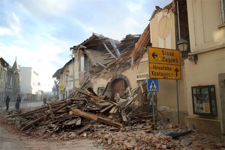 SMŽ: Pregledano više od 35 tisuća u potresu oštećenih stambenih objekata