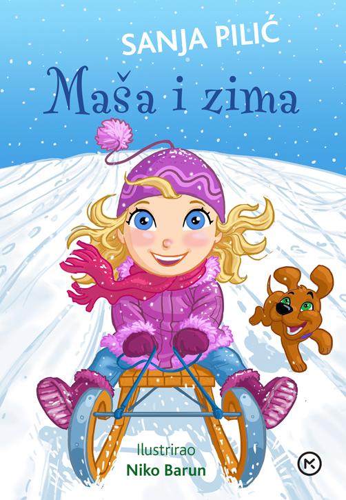 Sanja Pilić objavila osamnaesti nastavak najpopularnijeg dječjeg serijala