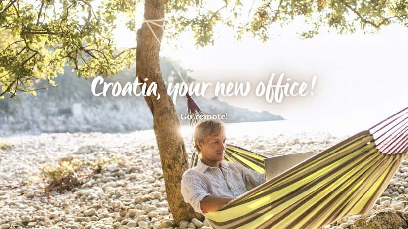 "HTZ: pokrenuta kampanja za digitalne nomade ""Croatia, your new office!"""