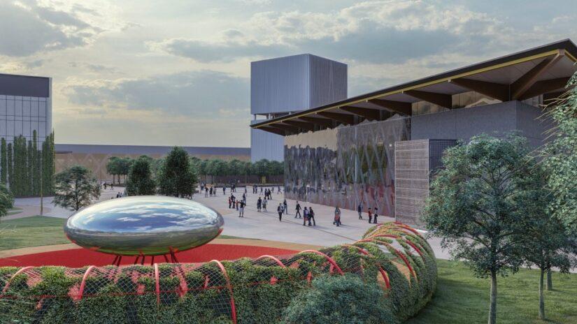 Pogledajte kako će izgledati Gospodarski centar u Osijeku!