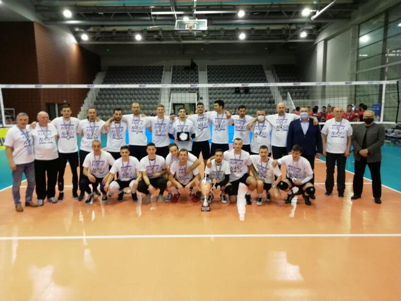 Nakon deset godina Osječani osvojili Kup Hrvatske