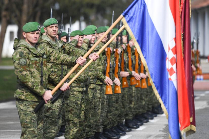 Obilježena 14. obljetnica ustrojavanja Gardijske oklopno-mehanizirane brigade