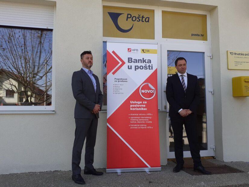 Bankarske usluge za poslovne korisnike dostupnije u općini Valpovo