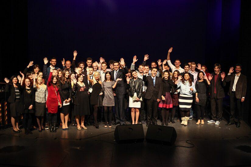 Godišnje stipendije od 2.000 dolara za studente na hrvatskim sveučilištima
