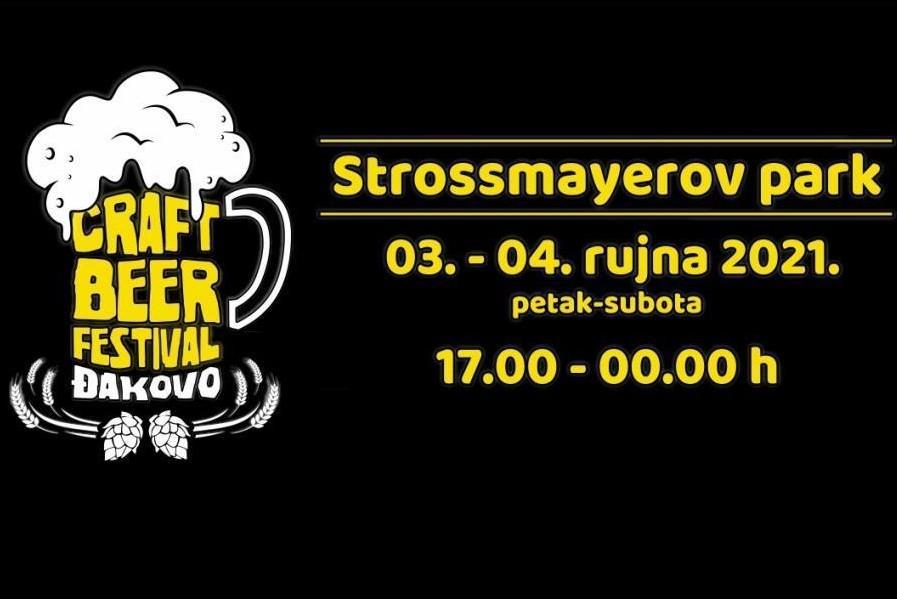 Đakovo Craft Beer Festival 2021.