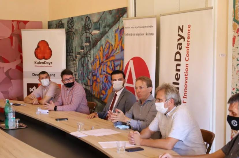 Kulendayz 2021: Online je super, al' u Osijeku je ekipa!